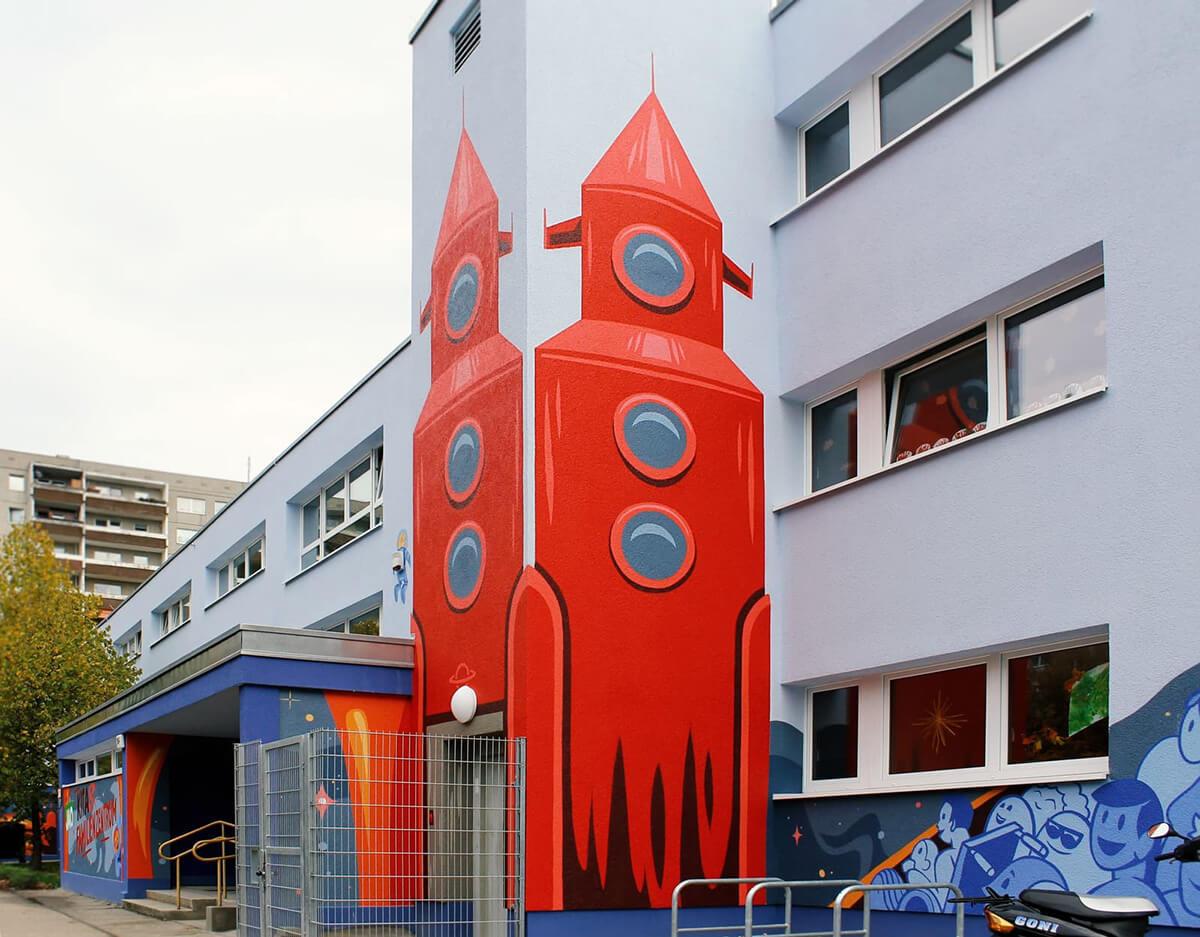 Kita Kosmos Rakete