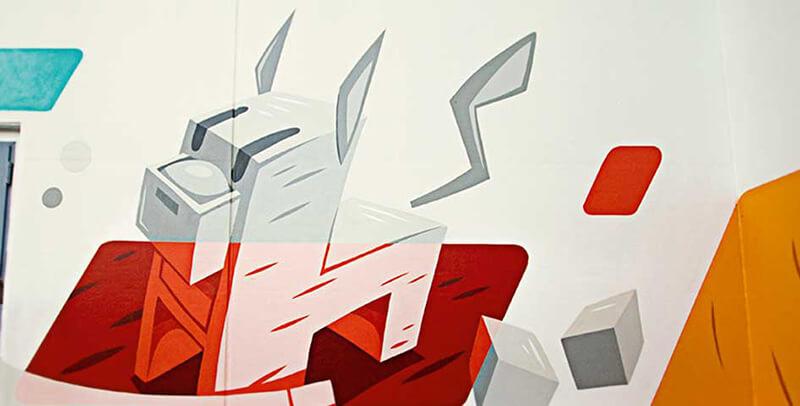 MÖBELKRAFT: Graffiti Art