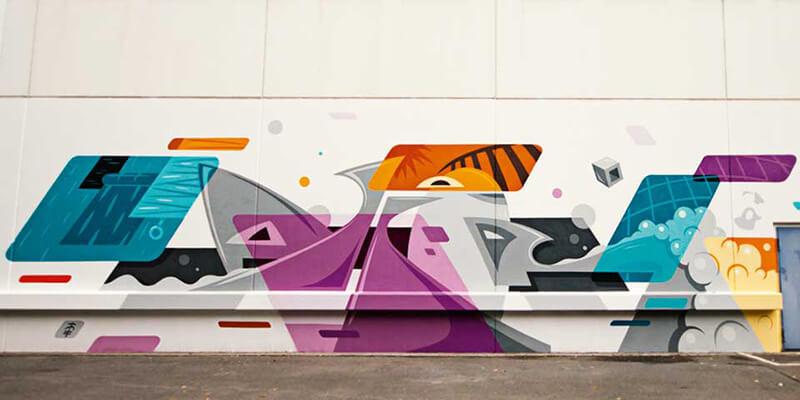 MÖBELKRAFT: Graffiti Kunst