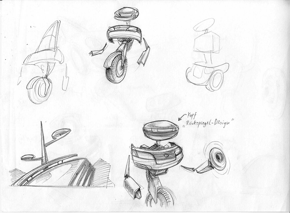 VW Figurentwicklung