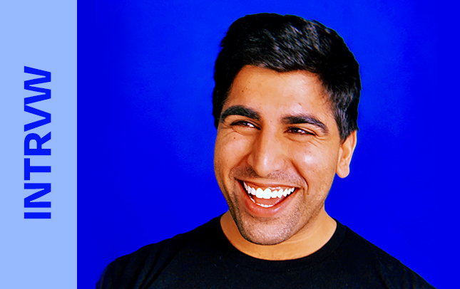 Interview: Nik Sharma on Old Assumptions and New Normals