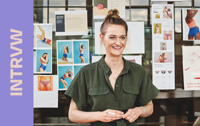 Interview: Thinx's Hilary Fischer-Groban on Balancing a Mission With a Product