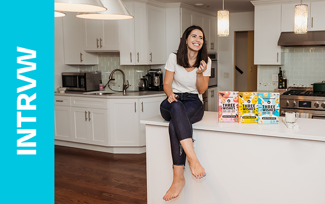 Interview: Three Wishes' Margaret Wishingrad on How to Sell a Product That's 'Good For You'