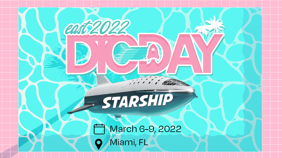 Registration for DTC Day East Is Now Open!