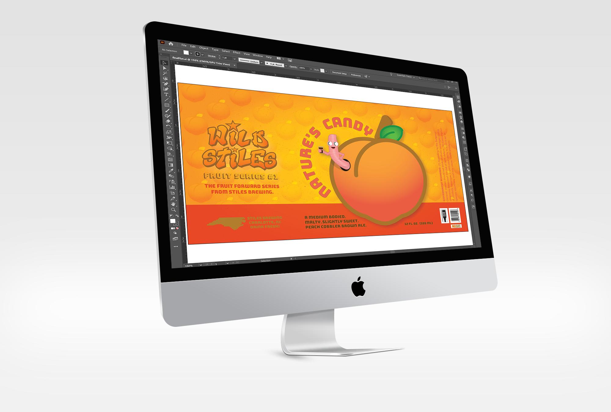 Homepage Computer Mockup