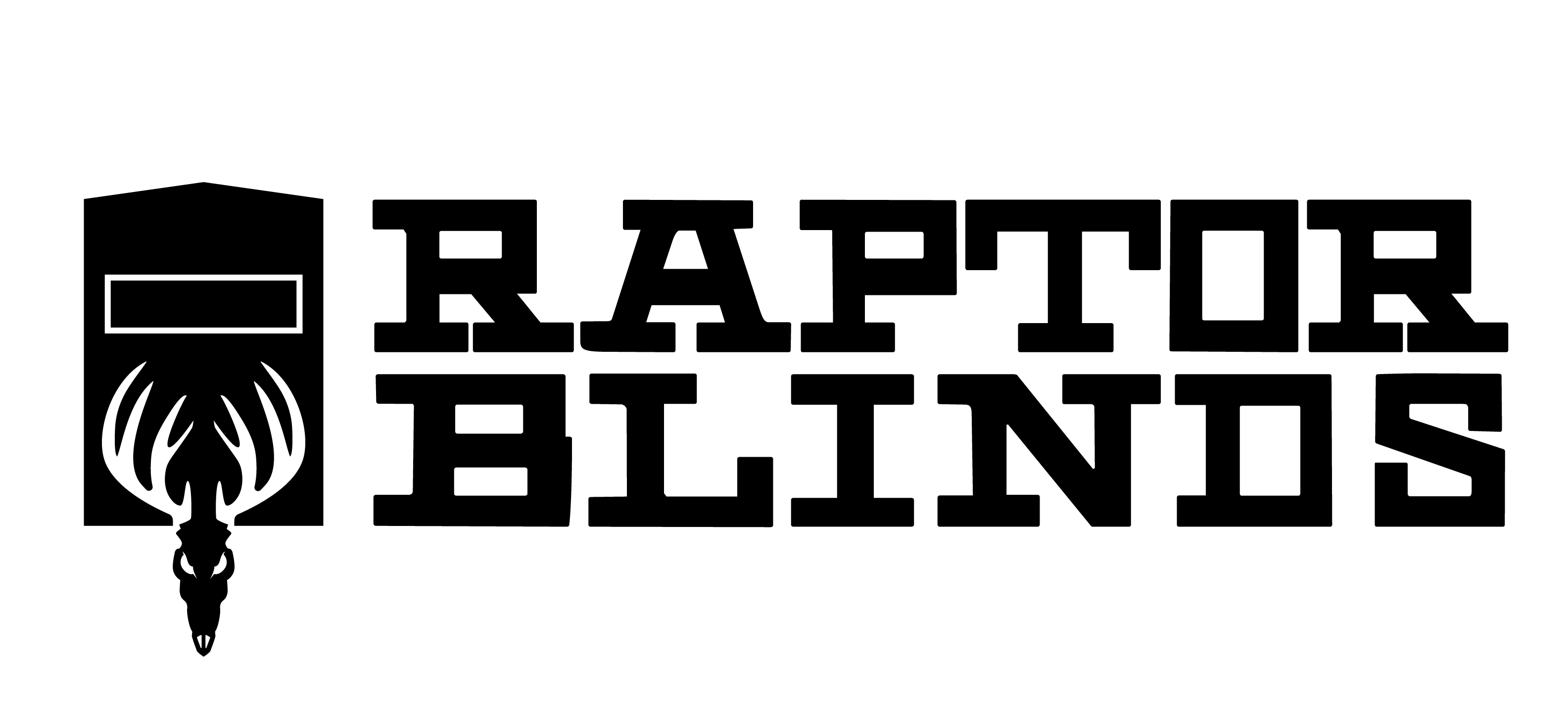 Raptor Blinds Logo