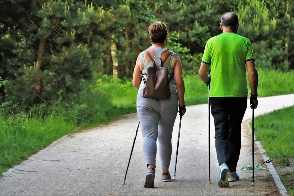 Walking is said to have numerous health benefits and can also help in preventing diseases.
