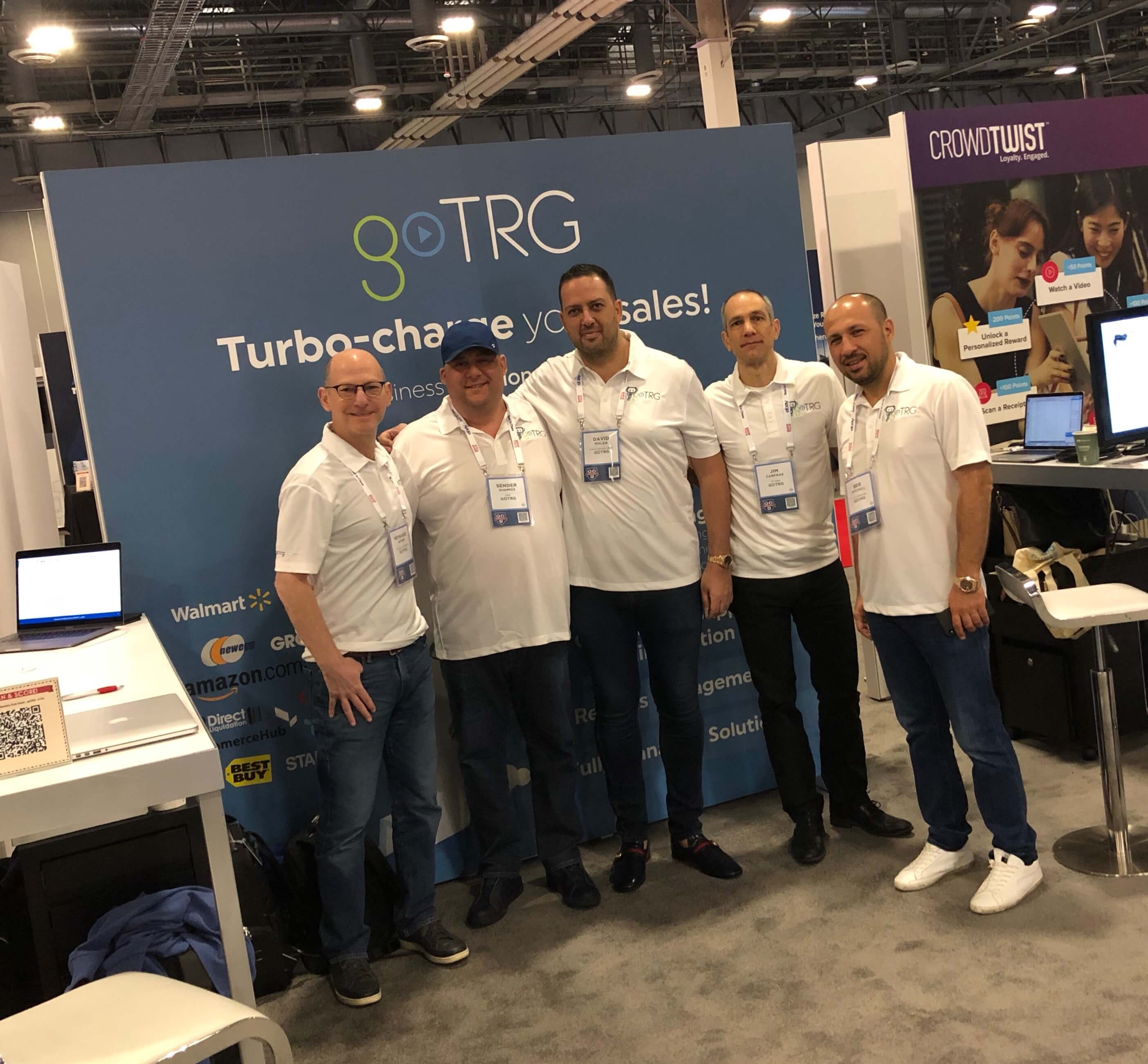 Emerging Technology Leader goTRG Stands Out as an Artificial Intelligence Innovator for Omni-Channel & Supply Chain at Shoptalk 2018