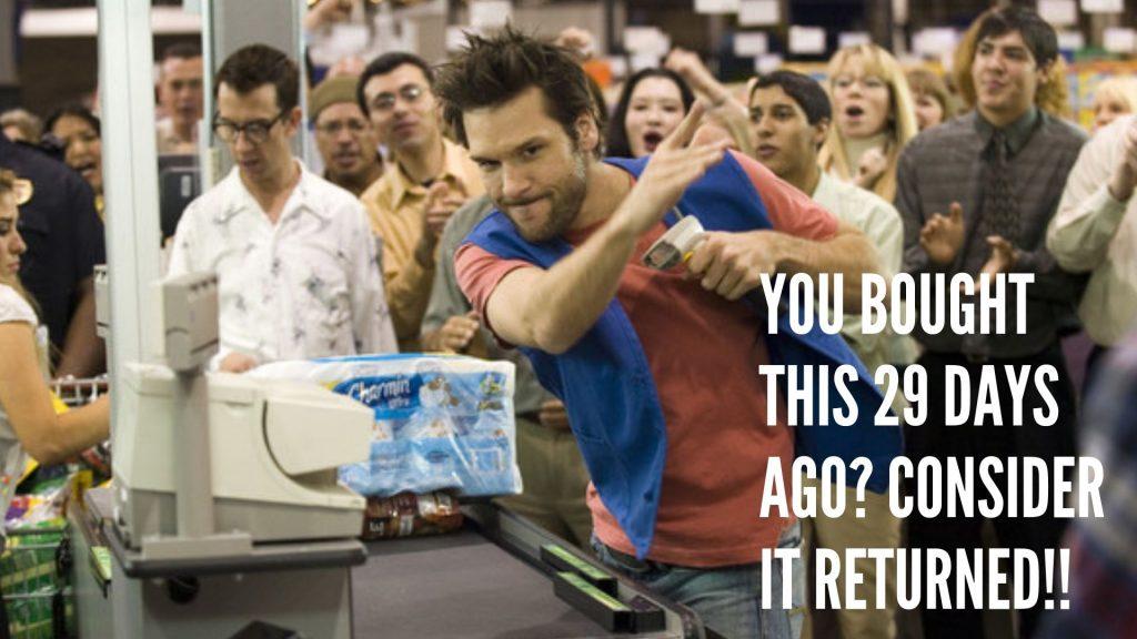 retailers consumers returns