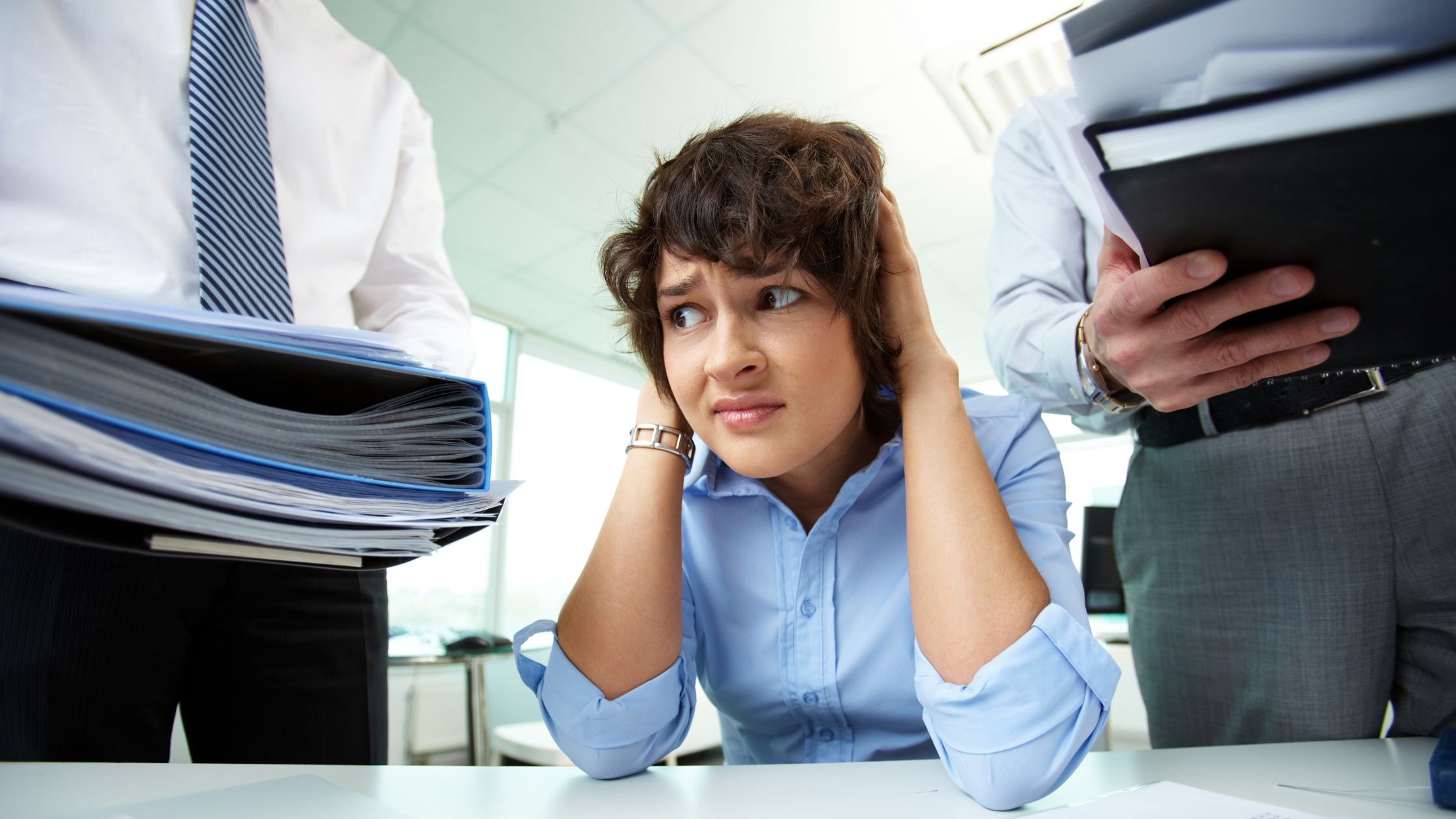 5 Biggest Headaches of Contract Management