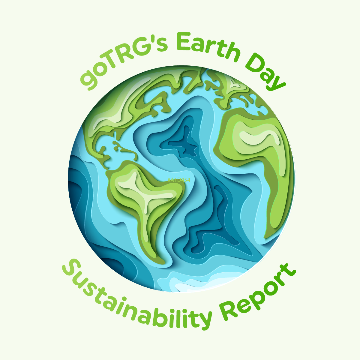 goTRG's Earth Day Sustainability Report