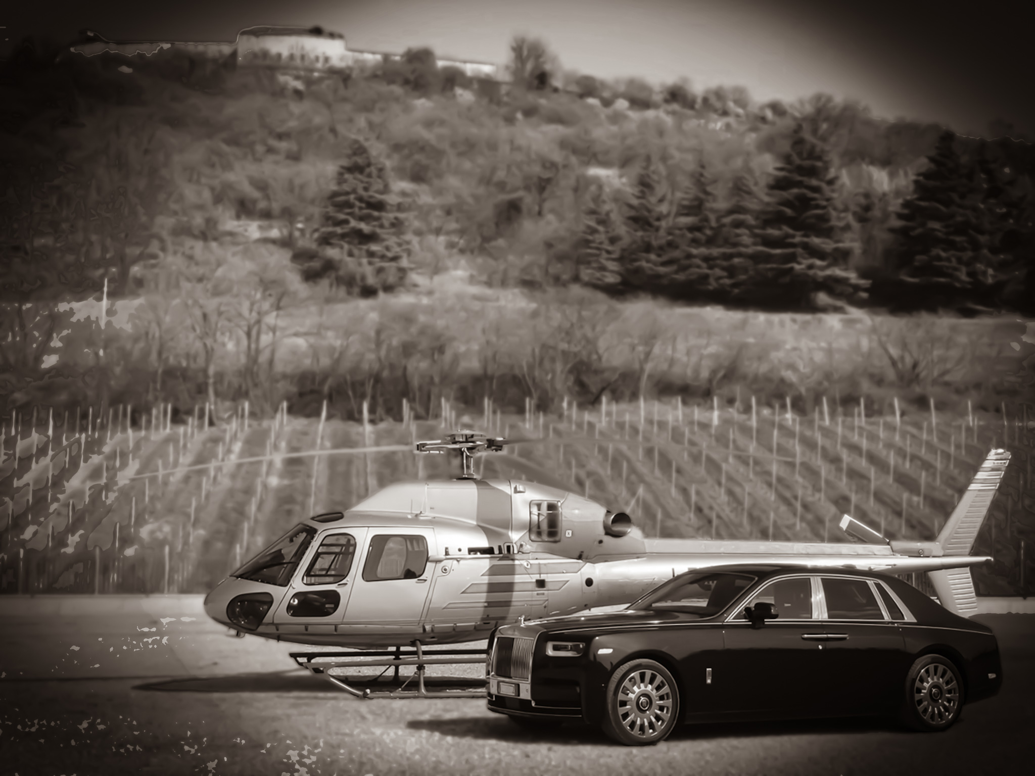 Servizio di Noleggio Elicottero Venicejets