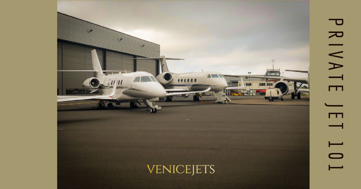 Private Jet 101: The ways to fly private