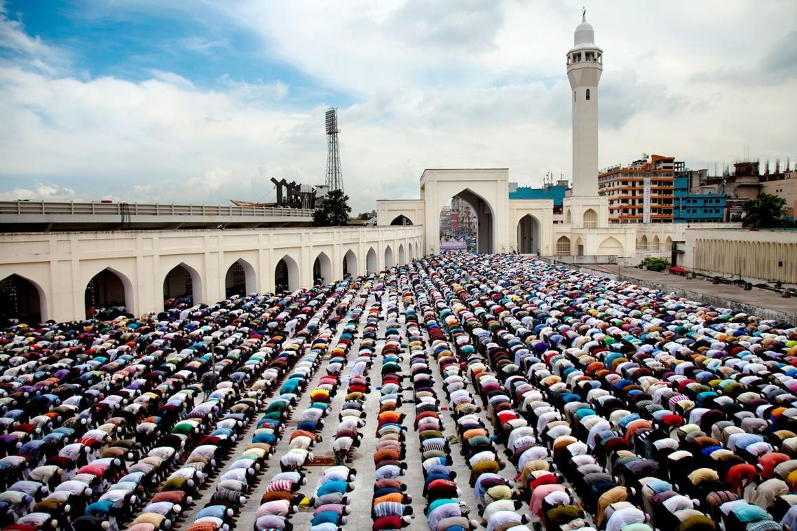 Ramadan Flew Past