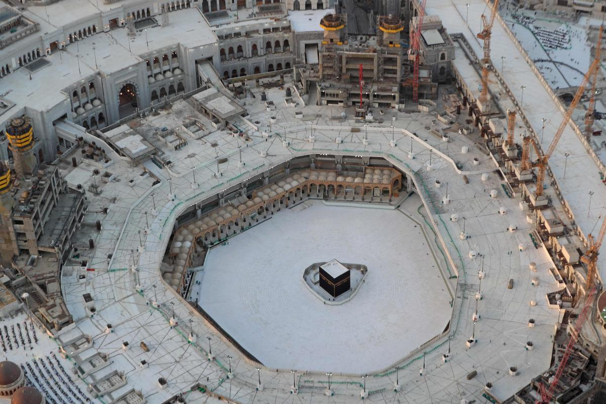 A Journey to Makkah: Covid Edition