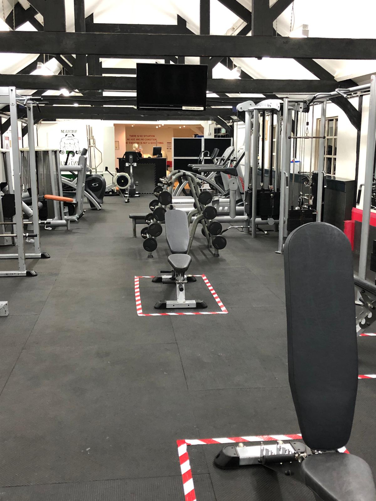 Out Gym picture