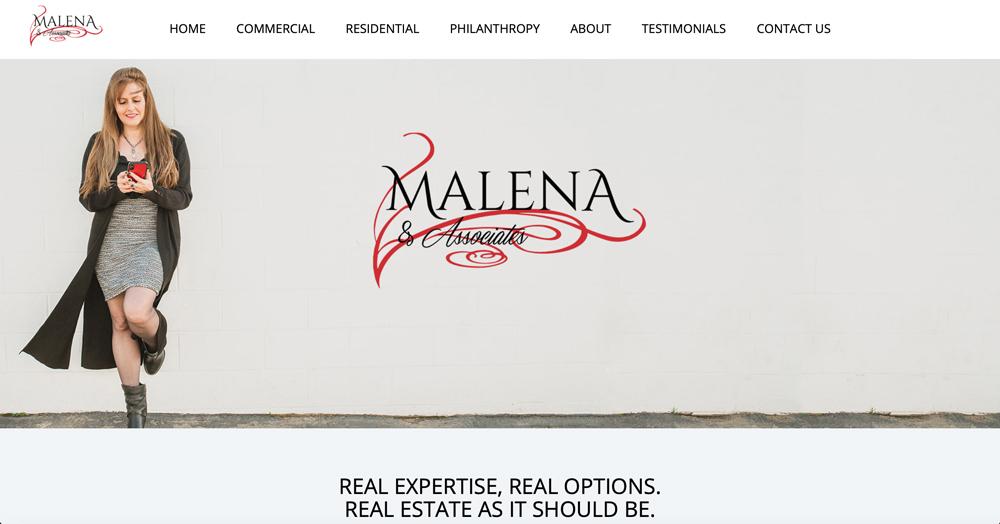 Malena & Associates Website
