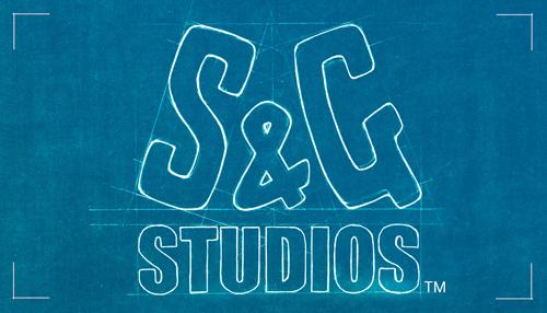 S&G Studios logo