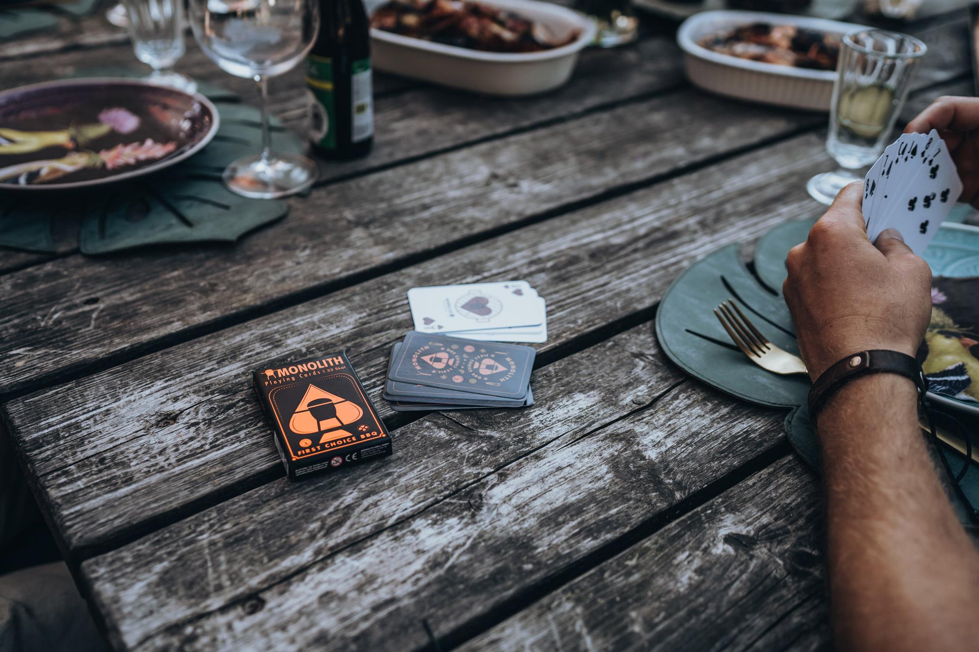 Spielkarten Design