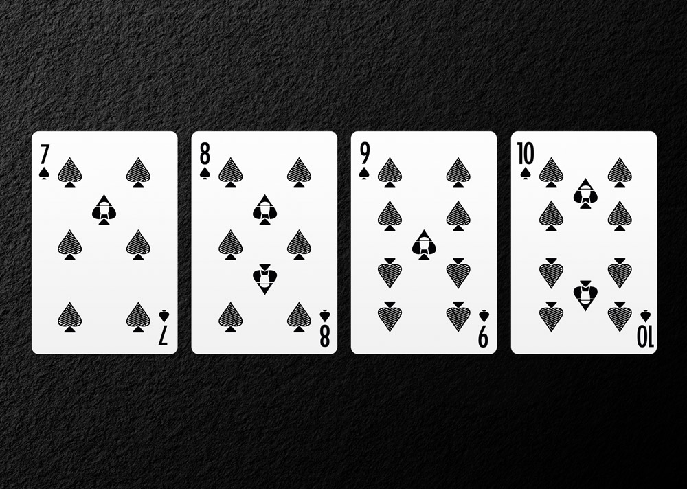 Grill Spielkarten Design