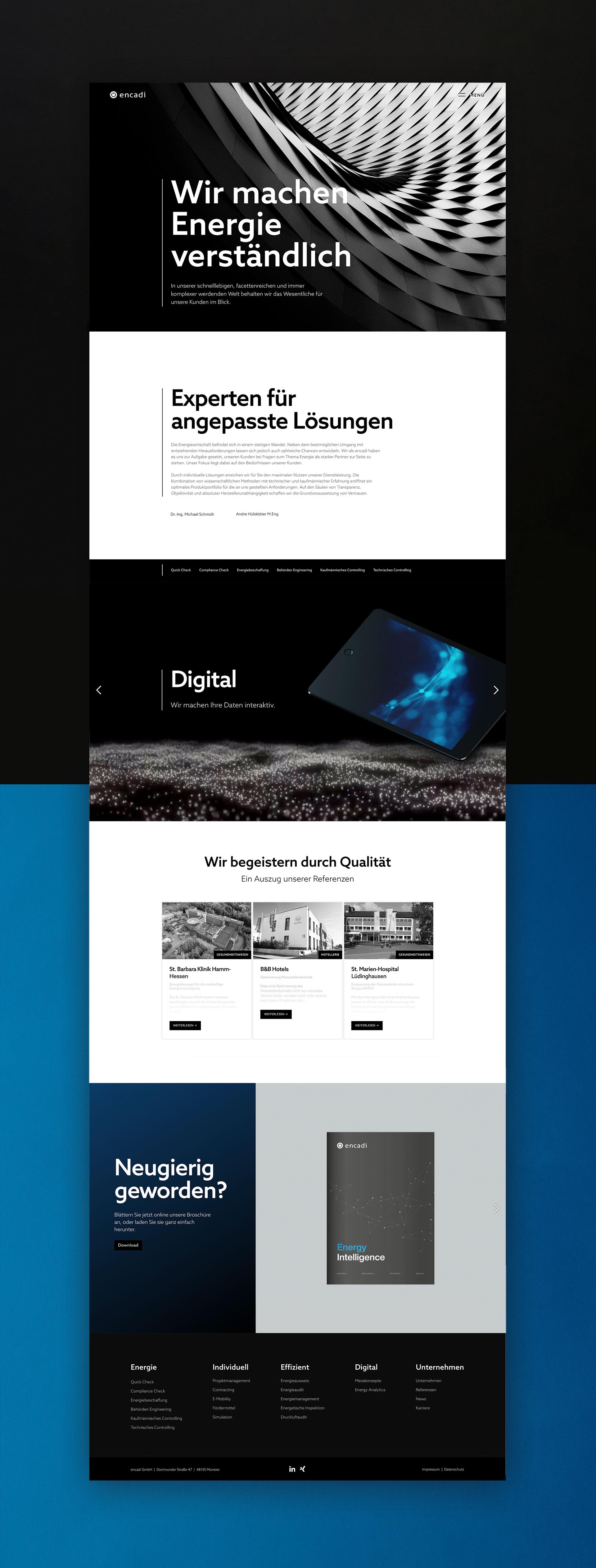 Professionelles Webdesign Münster