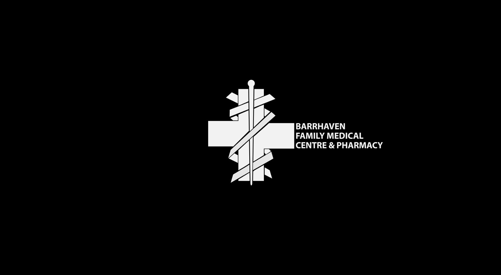 Logo design for Barrhaven hospital