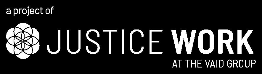 Justice Work Logo