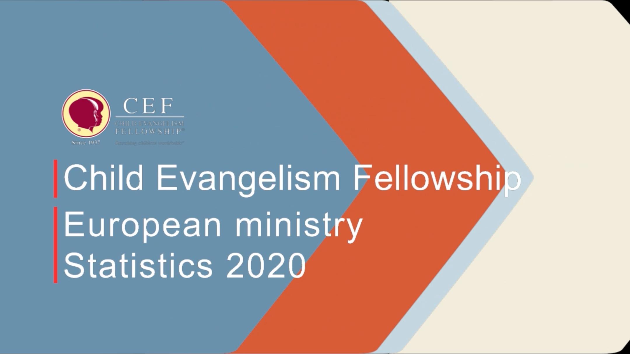 European ministry statistics 2020