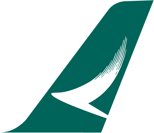 Cathay Pacific Plane Tail