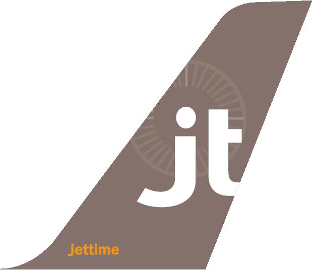 Jet Time Plane Tail