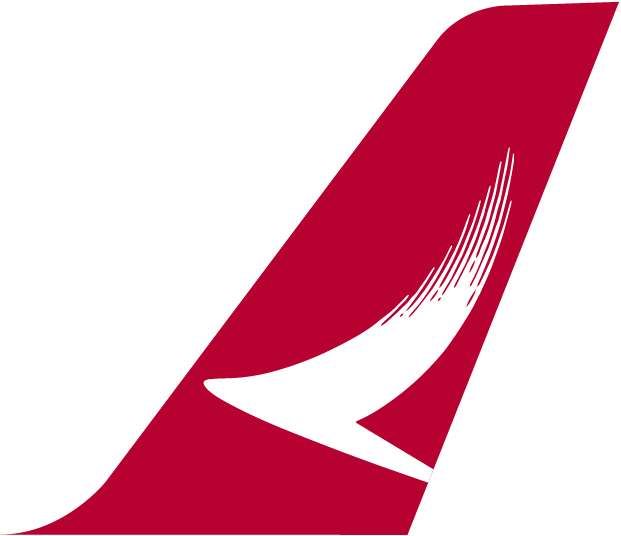 Cathay Dragon Plane Tail