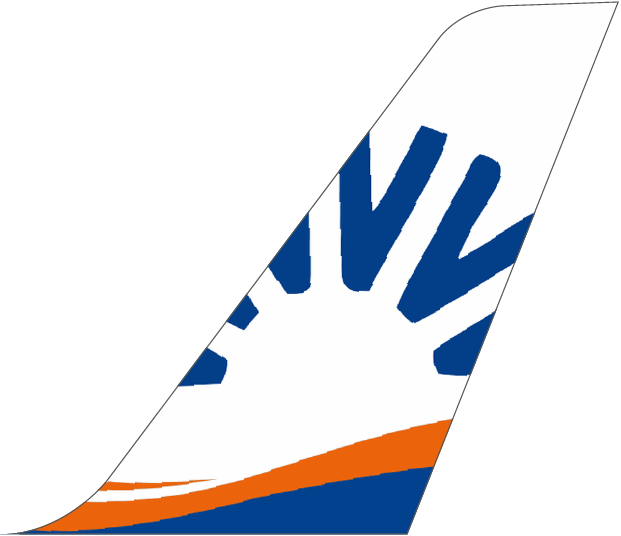 SunExpress Airlines Plane Tail
