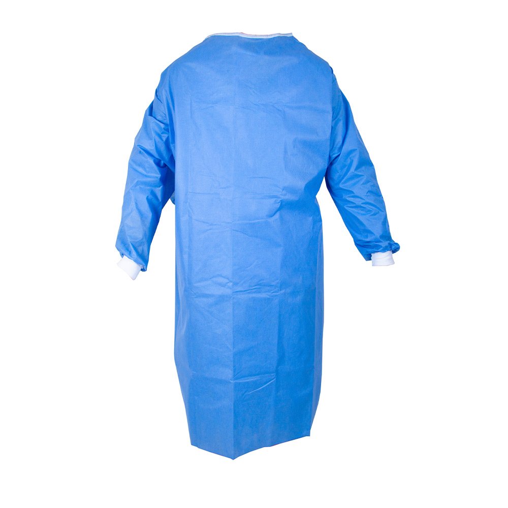 AAMI LEVEL 1 ISOLATION GOWN (PB70) - MEDICAL, DISPOSABLE