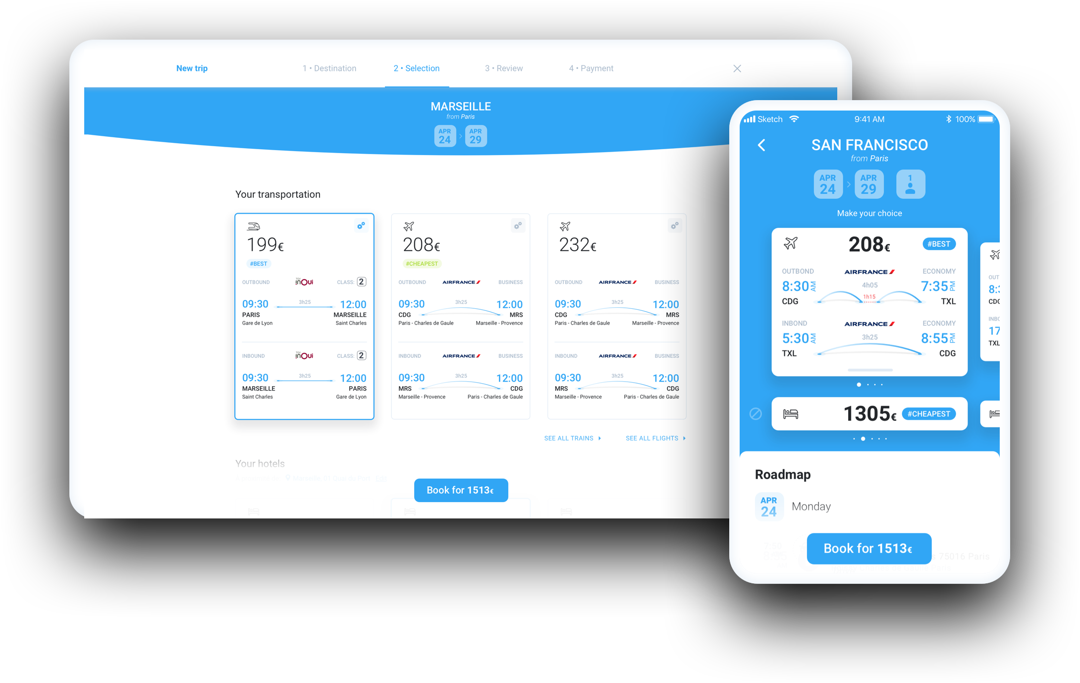 platform unique features