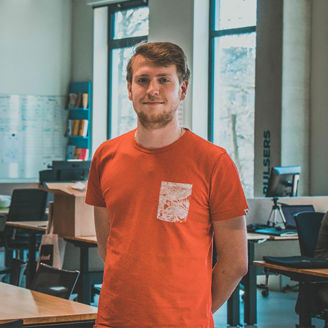 Empower student Stephan Hemel profile picture