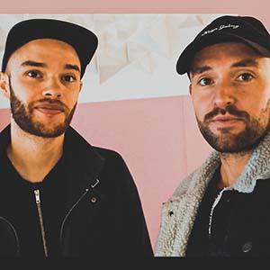 Jesse and Nick Fuhren portrait image.