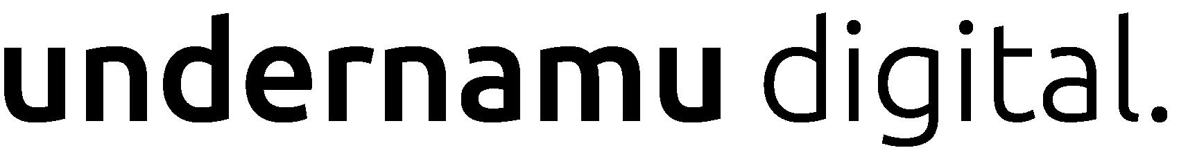 Undernamu Digital Logo