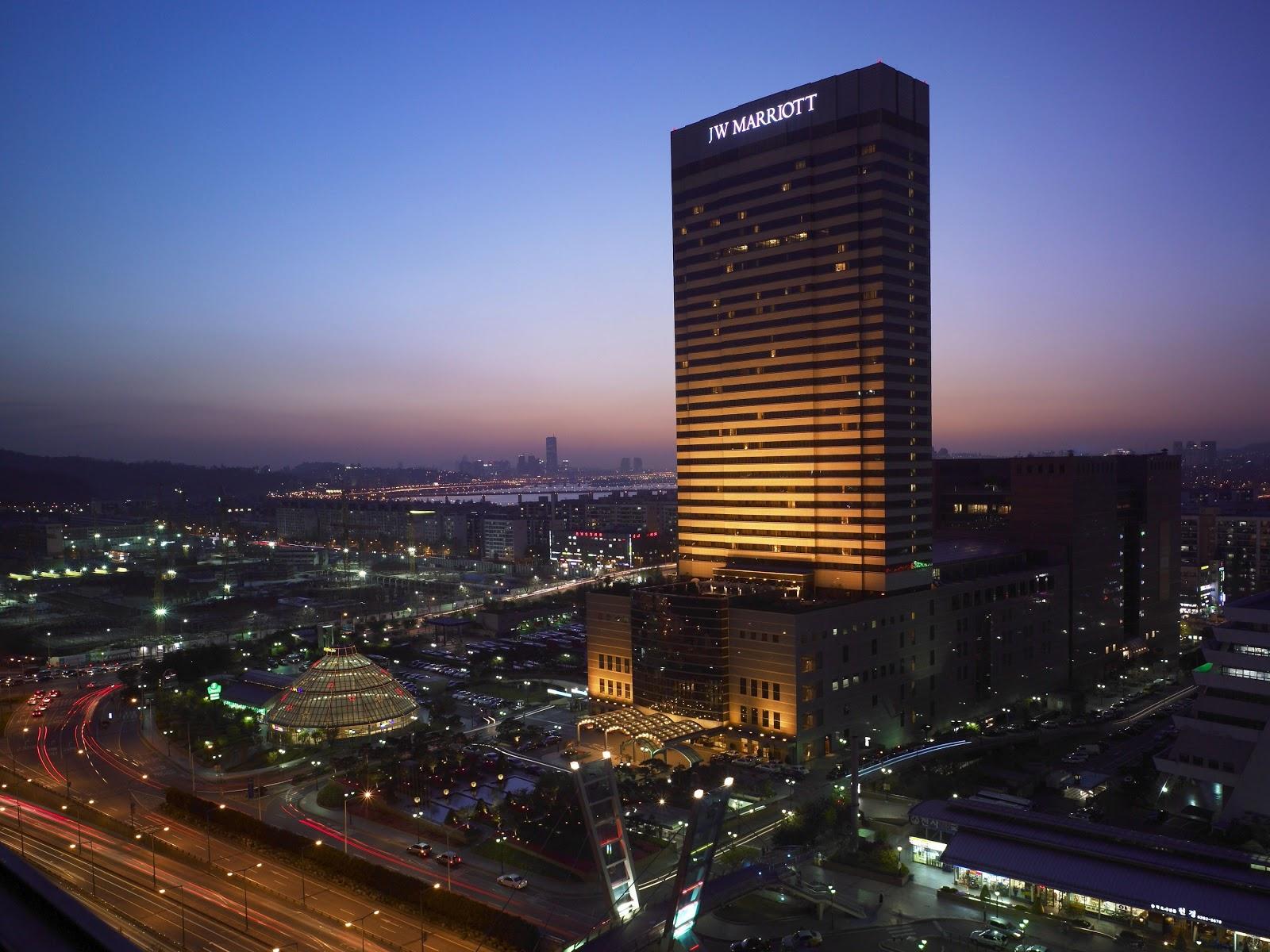 브이알 마케팅 사례 - 메리어트 호텔