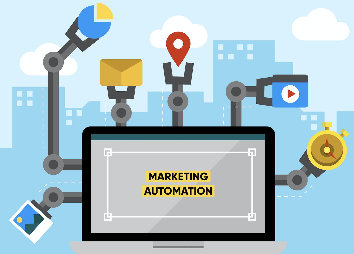 마케팅 자동화와 CRM 시스템의 통합