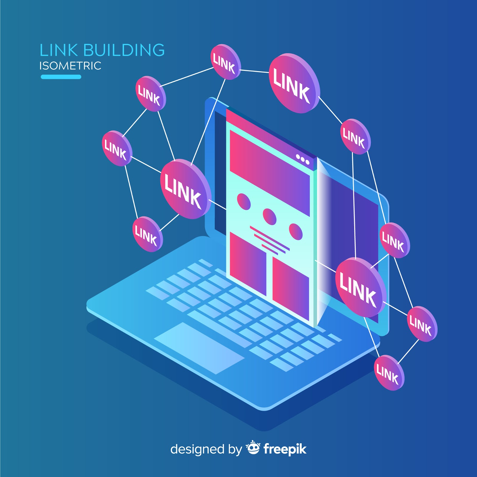 search engine optimization - link building