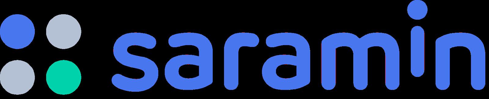 사람인 브랜드 로고