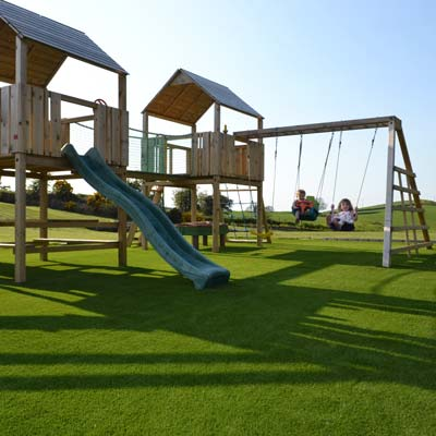 Artificial Grass Lawns professionaly installed