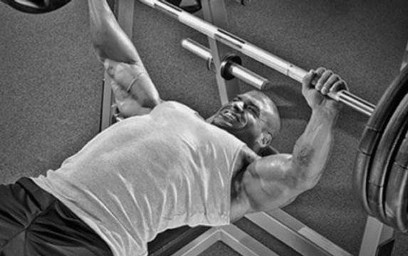 What it Takes to Bench 500 lbs. RAW