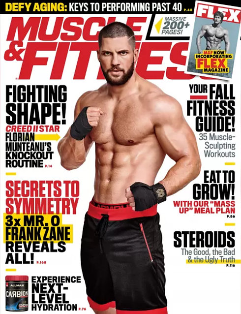 Muscle & Fitness Magazine's Steroid Encyclopedia