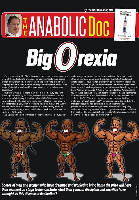 BigOrexia