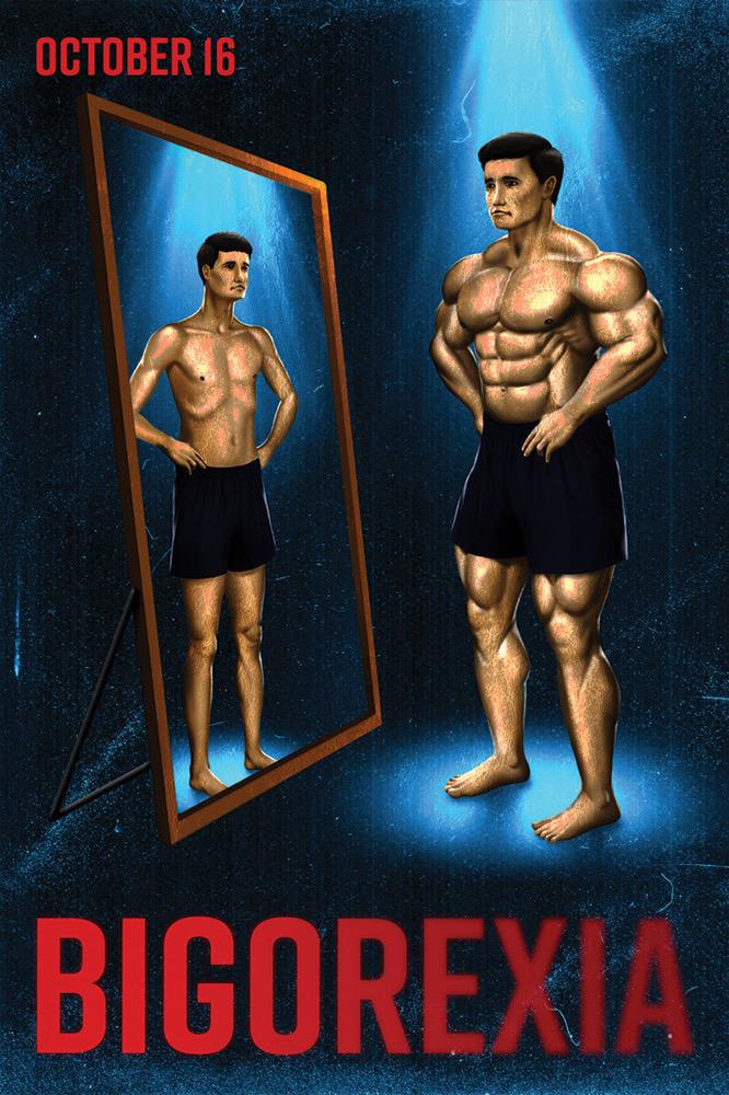 Generation Iron: Bigorexia