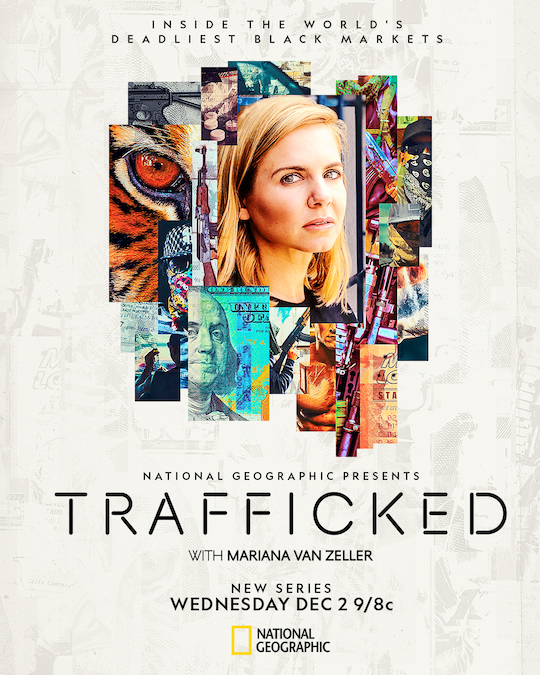 National Geographic's Trafficked