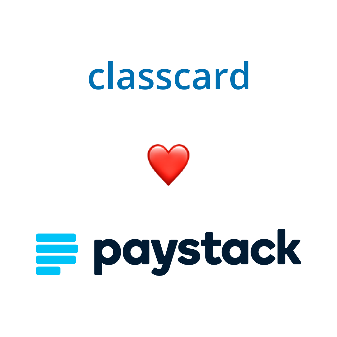 Integration with Paystack