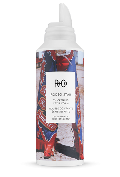 Rodeo Star Thickening Style Foam