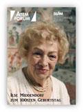 Festschrift zum 100. Geburtstag von Ilse Middendorf